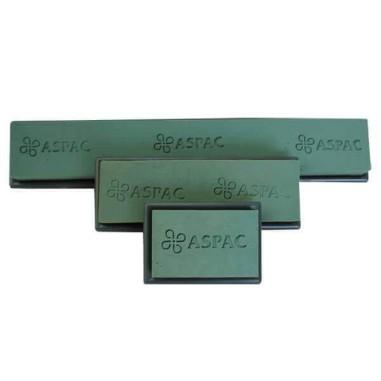 BANDEJA PLASTICO CON ESPONJA Ref. 6603 48 x 9 x 5.5cm h