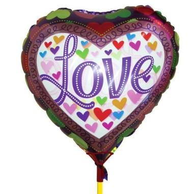 Globo - LOVE (45 cm.)
