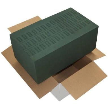 Caja de esponja en bloque
