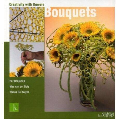 LIBRO BOUQUET CREATIVITY WITH FLOWERS