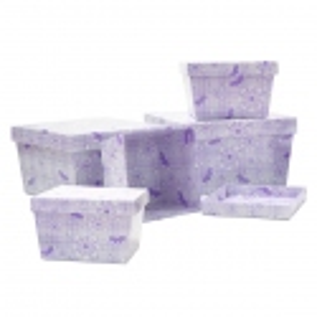 Cajas decorativas 2 (5 piezas)(-30%)