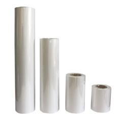 Bobina de tubo de celofán doble - Modelo BLANCO