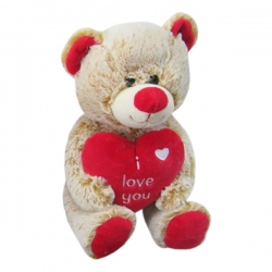 Peluche I Love You